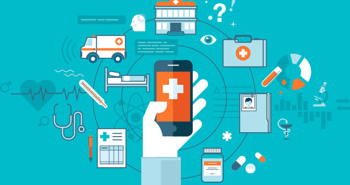Innovation in the health industry improves user experience